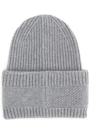 Tommy Hilfiger Classic Knit Hat With Logo Embroidery