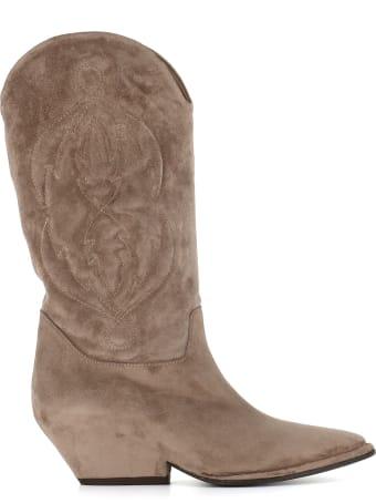 Roberto del Carlo Texan Boot 10808