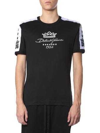 Dolce & Gabbana Round Neck T-shirt
