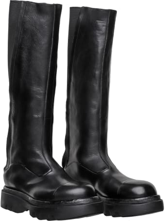 Silvano Sassetti Silvano Sassetti Leather Boot