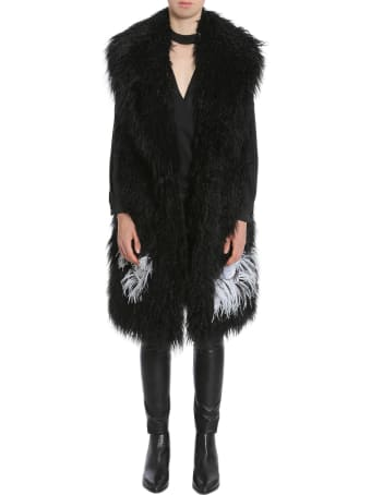 Ainea Feather Eco Fur