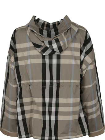 Burberry Bacton Su21 Check Jacket