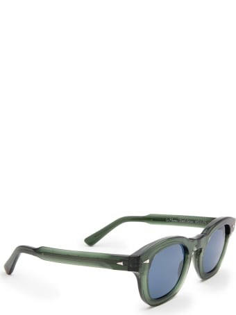 AHLEM Ahlem Le Marais Dark Green Sunglasses