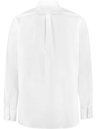 Dolce & Gabbana Cotton Poplin Shirt