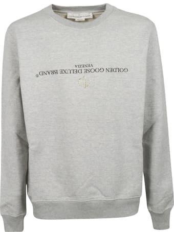 Golden Goose Logo Sweatshirt