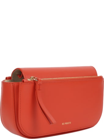 Ree Projects Red Julie Mini Bag