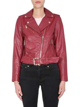 MICHAEL Michael Kors Biker Jacket