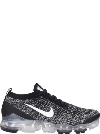 Nike Air Vapormax  Sneakers In Black Tech/synthetic