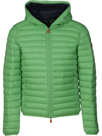 Save the Duck Hooded Padded Jacket