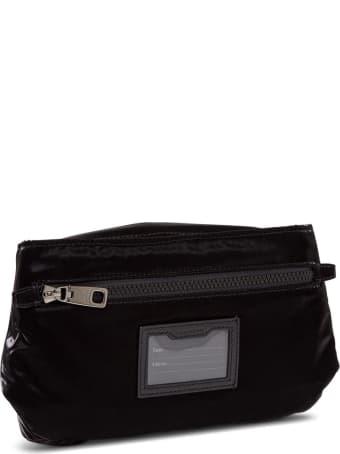 Dolce & Gabbana Waist Bag In Shiny Nylon