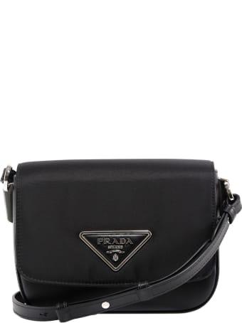 Prada Identity Shoulder Bag