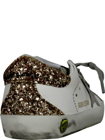 Golden Goose Super Star Leather Sneaker