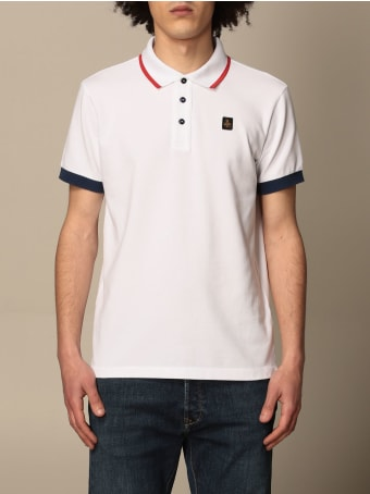 Refrigiwear Polo Shirt Polo Shirt Men Refrigiwear