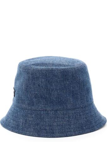 Miu Miu Denim Bucket Hat