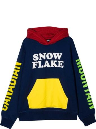 Dsquared2 Multicolored Sweatshirt Teen