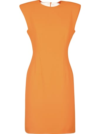 Dries Van Noten Fitted Dress