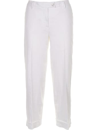 Re-HasH Re-hash Linen Cotton Trousers