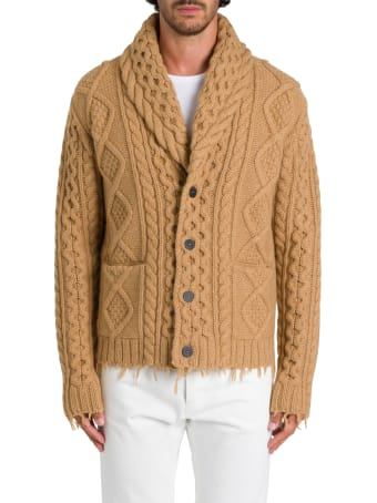 Alanui Fisherman Icon Cardigan