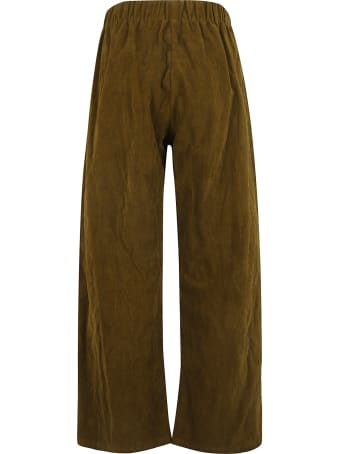 A Punto B Cropped Trousers