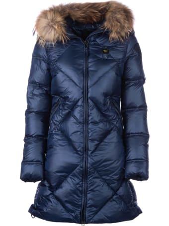 Blauer Blauer Cunningham Quilted Jacket