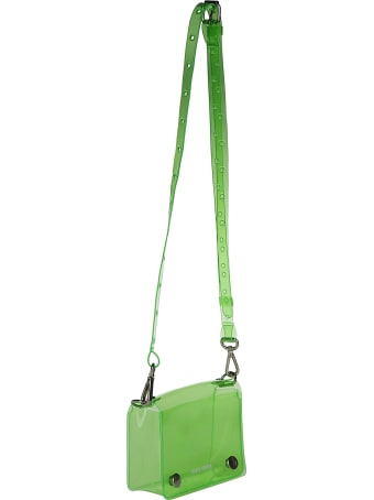 nana-nana Neon Green Shoulder Bag