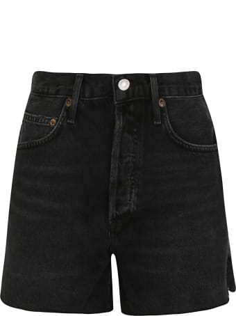 AGOLDE Dee Super High Rise Shorts