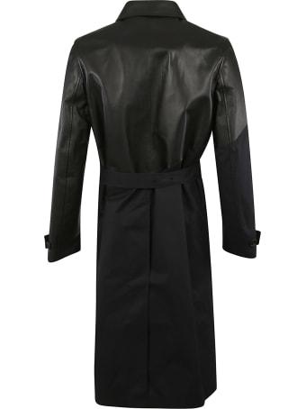 Bottega Veneta Buttoned Belted Authentic Coat