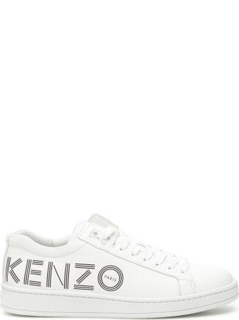 Kenzo Tennix Classic Logo Sneakers