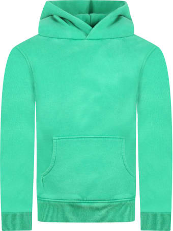 ERL Green Sweatshirt For Kids