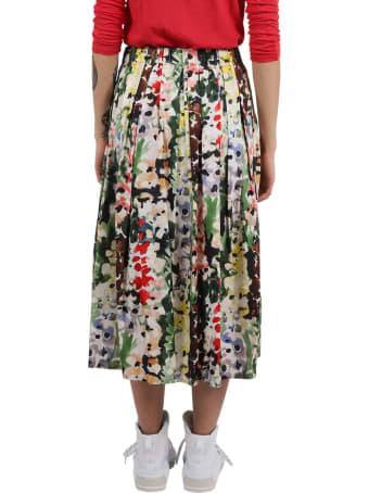 Plantation Plant Skirt