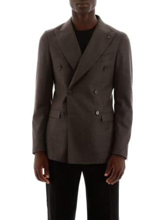 CC Collection Corneliani Deconstructed Jacket