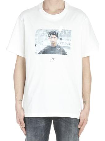 Throwback 'young Cristiano Ronaldo' T-shirt