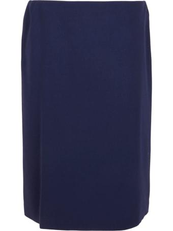 Ralph Lauren Black Label Cindy-straight Skirt