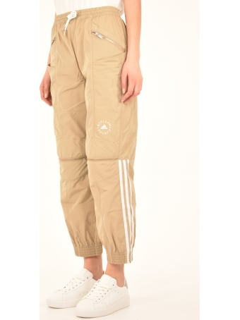 Stella McCartney Beige Sports Trousers