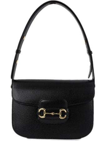 Gucci Gucci 1955 Horsebit Shoulder Bag