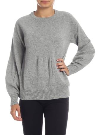 Kangra Ruffled  Merino Wool Pullover
