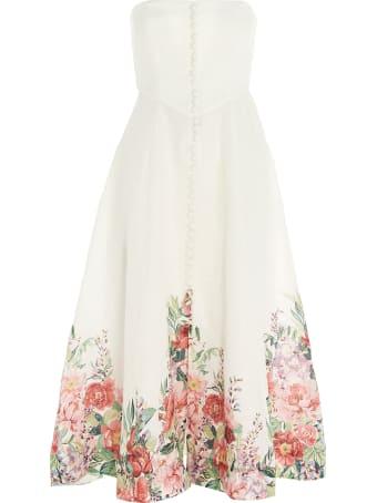 Zimmermann 'bellitude Bustier' Dress