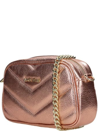 Marc Ellis Bonnie Clutch In Copper Leather