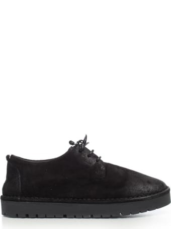 Marsell Shoes W/lace W/rubber Sole