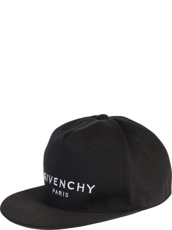 Givenchy Branded Baseball Hat