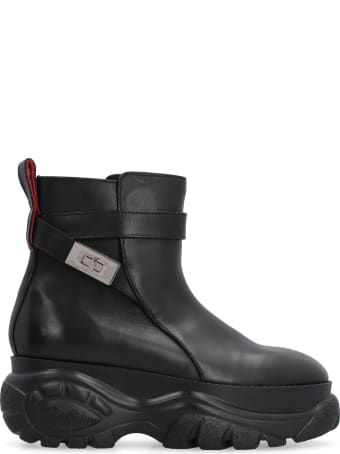 032c Jodhpur Leather Ankle Boots X Buffalo