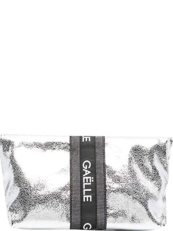 Gaelle Bonheur Shoulder Bag With Metallic Print