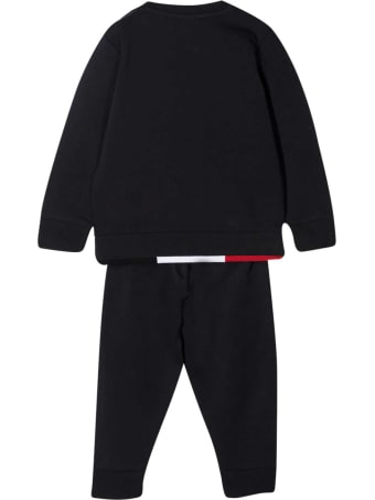 Moncler Black Suit