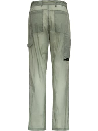 Moncler Genius Nylon Trousers By Craig Green