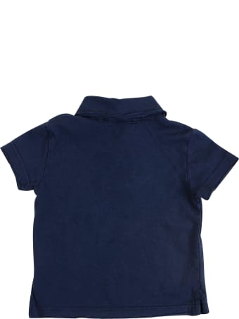 De Cavana Newborn Polo Shirt With Pocket