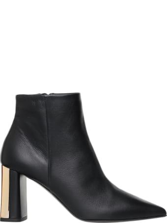 Ninalilou Ninalilou Ivy Black Ankle Boot