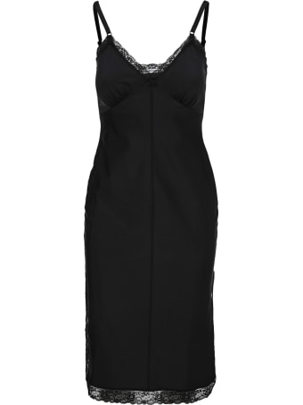 T by Alexander Wang Lace Trim Slip Dress