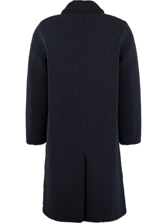STAND STUDIO Frank Faux Fur Coat