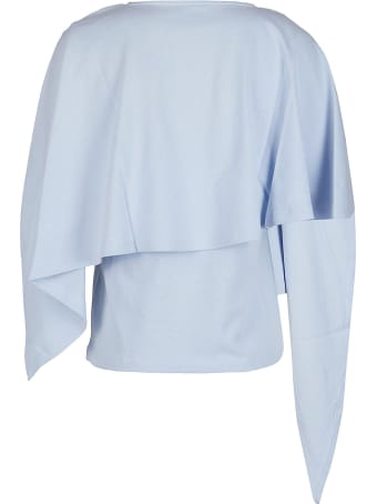 J.W. Anderson Light Blue Cotton Top