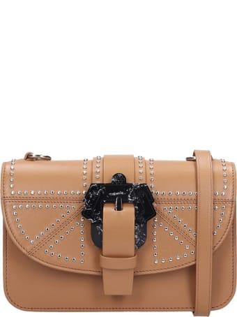 Paula Cademartori Shoulder Bag In Leather Color Leather